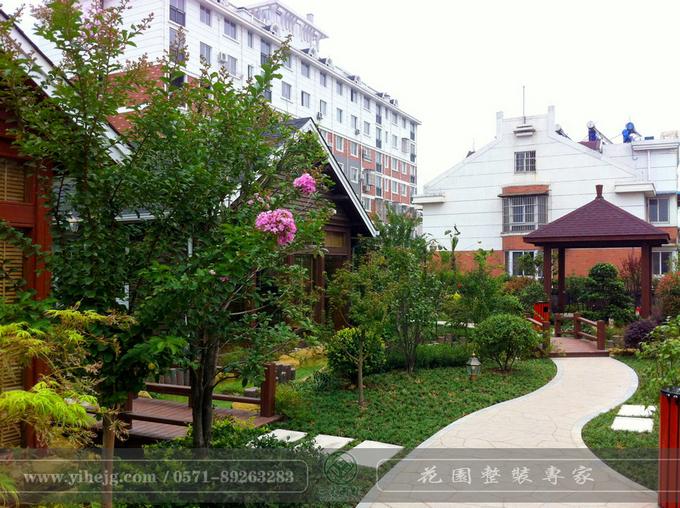 随园庭院景观设计
